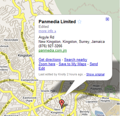 Find your favourite restaurant or anything on googles place pages essentially you search for any place in the world on google maps and place pages opens up with a list where you can select more info which will then takes gumiabroncs Choice Image